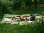 Gong fu cha dans le jardin Leroy Sème 75020 Paris